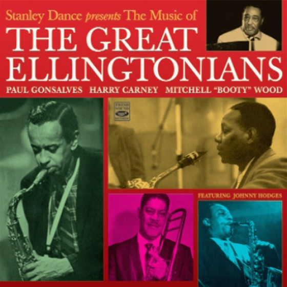 The Music of THE GREAT ELLINGTONIANS (3 LPs on 2 CDs)