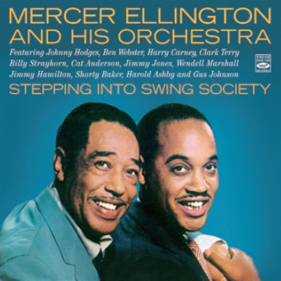 Stepping Into Swing Society