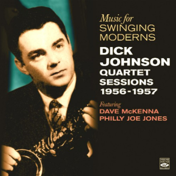 Music for Swinging Moderns - Quartet Sessions 1956-1957