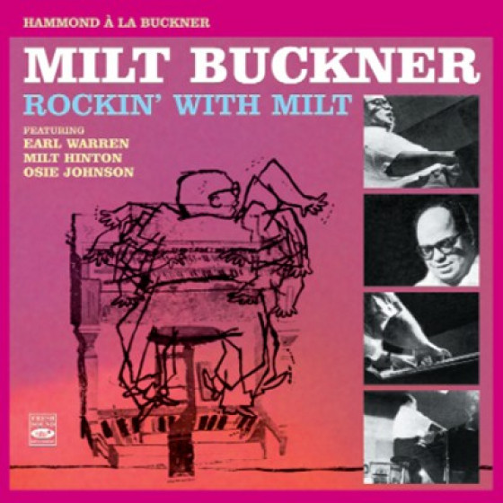 Rockin' with Milt (Hammond à la Buckner)