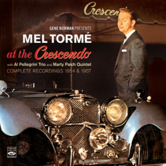 At the Crescendo - Complete Recordings 1954 & 1957 (2-CD Set)