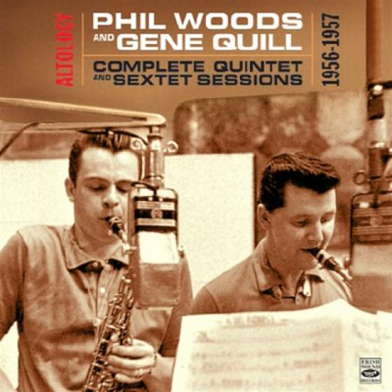 Altology - Complete Quintet & Sextet Sessions 1956-1957 (2-CD Set)