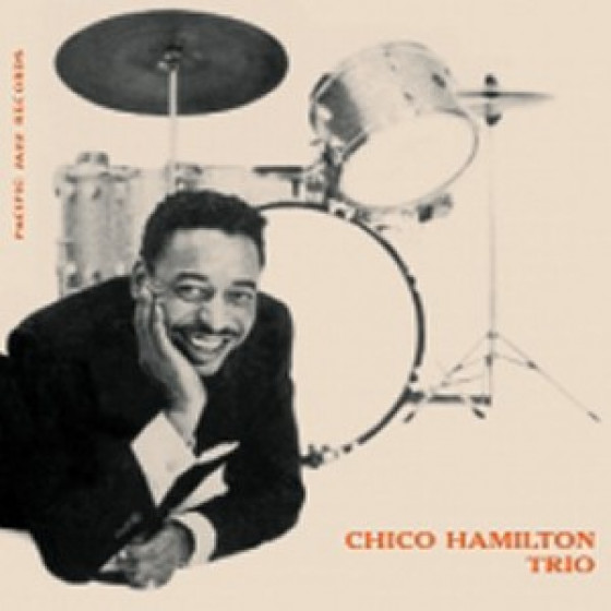 "Pacific Jazz 10"" LP-17"