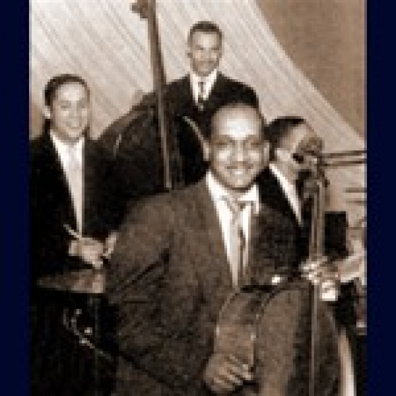 Pettiford with Charlie Smith, Joe Comfort & Billy Taylor