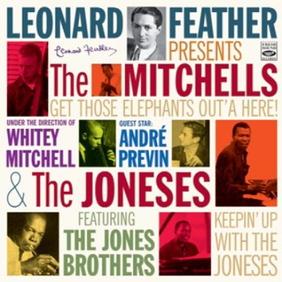Presents The MITCHELLS & The JONESES
