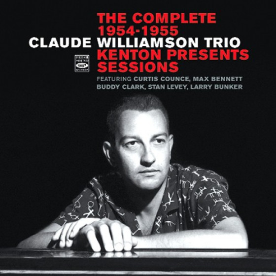 The Complete 1954-1955 Kenton Presents Sessions