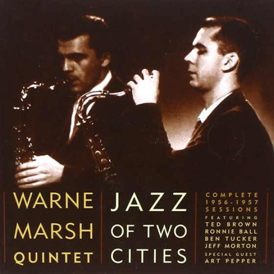 Jazz Of Two Cities - Complete 1956-1957 Sessions (2-CD Set)