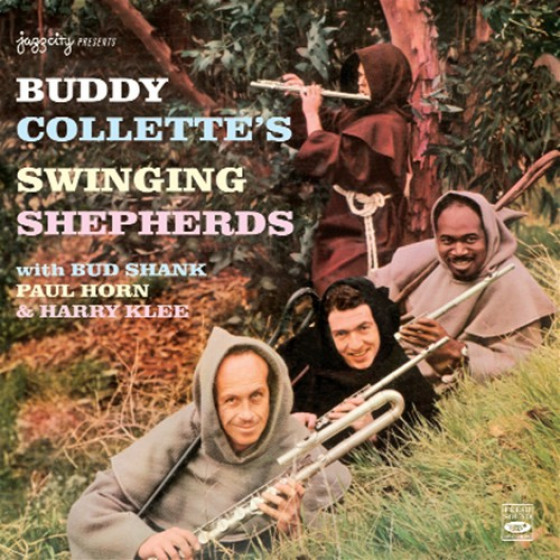 Buddy Collette's Swinging Shepherds (2 LPs on 1 CD)