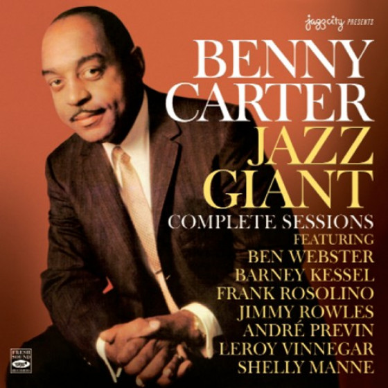 Jazz Giant - Complete Sessions