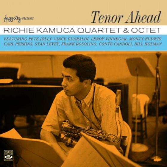 Tenor Ahead (2 LPs on 1 CD)
