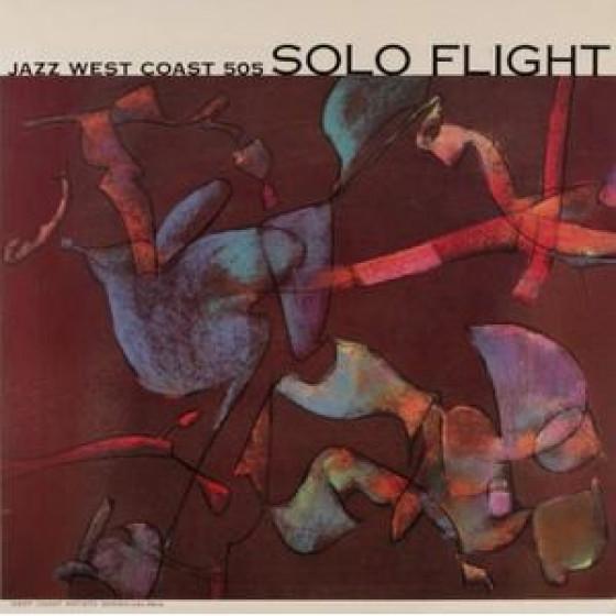 """Jazz West Coast 10"""" LP JWC-505"""