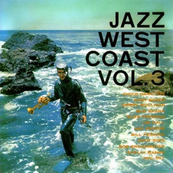 """Jazz West Coast 12"""" LP JWC-507"""