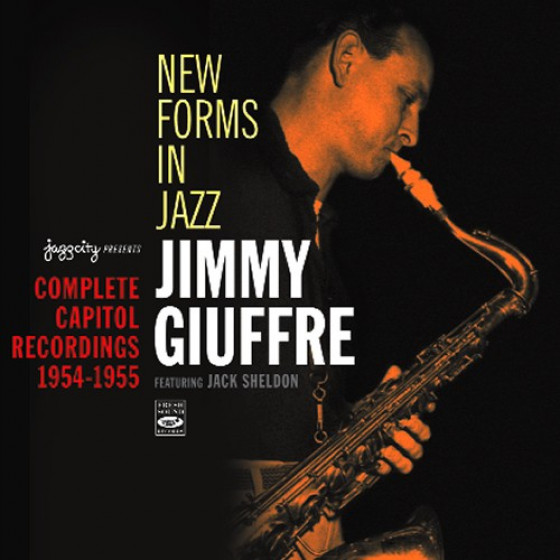 New Forms in Jazz: Complete Capitol Recordings 1954-1955 (2 LPs on 1 CD)