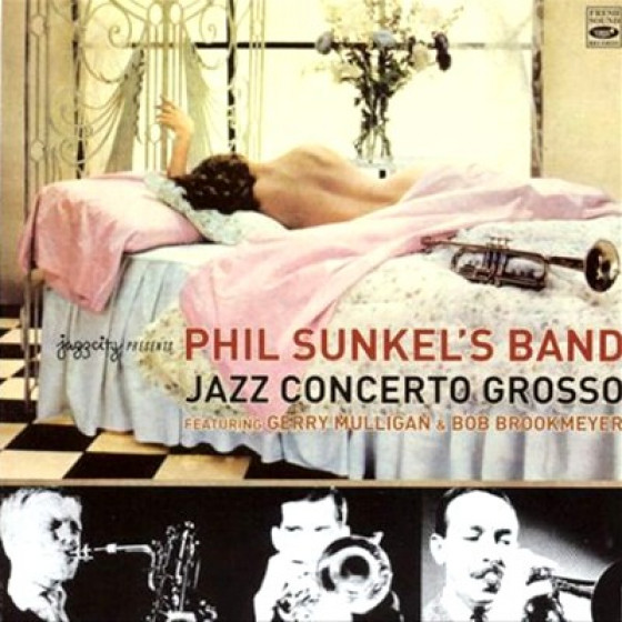 Jazz Concerto Grosso - Feat. Gerry Mulligan & Bob Brookmeyer