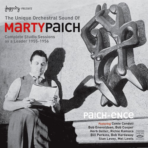 Paich-Ence: Complete Recordings as a Leader 1955-1956 - The Unique Orchestral Sound