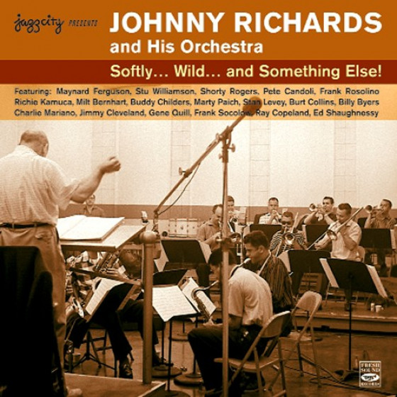 Softly... Wild... and Something Else (2 LP on 1 CD)