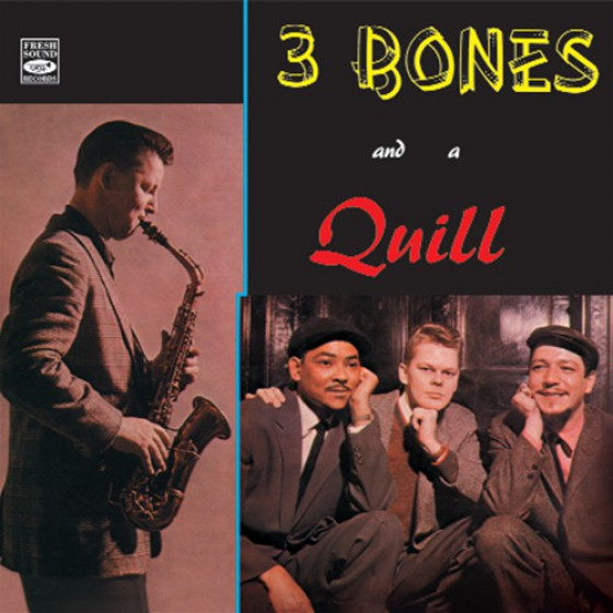 Three Bones And A Quill
