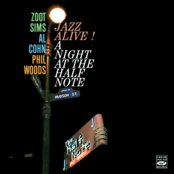 Jazz Alive A Night At The Half Note