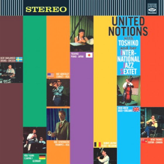 United Notions - Featuring The International Jazz Sextet