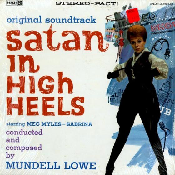 Satan in High Heels (A.k.a. Blues for a Stripper)