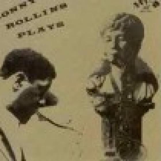 Sonny Rollins Plays