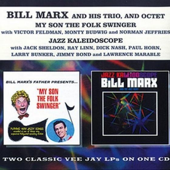 My Son The Folk Swinger + Jazz Kaleidoscope (2 LPs on 1 CD)