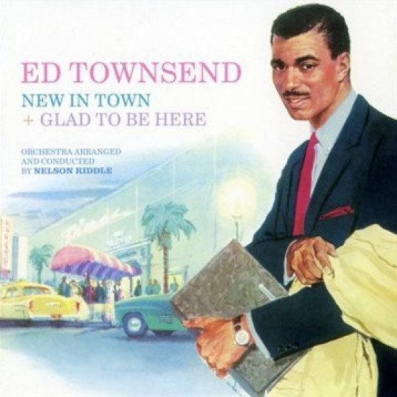 New In Town + Glad To Be Here (2 LP on 1 CD)