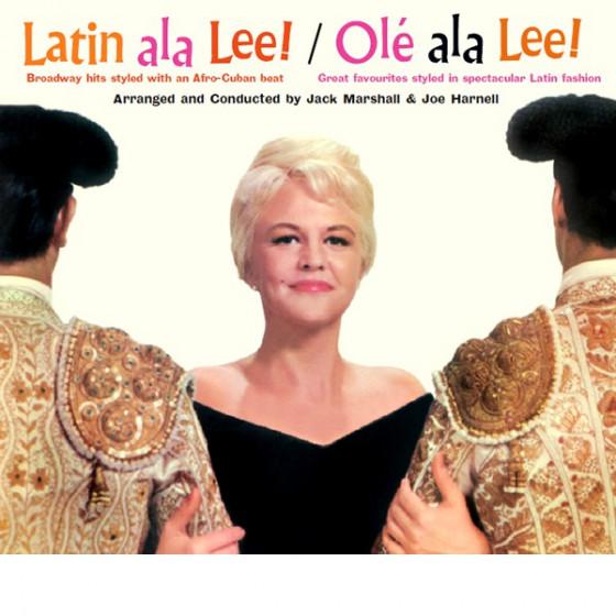 Latin ala Lee + Olé ala Lee (2 LPs on 1 CD + Bonus Tracks) Digipack