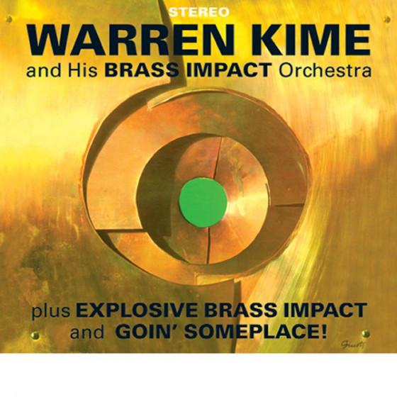 Brass Impact + Explosive Brass Impact (2 LP on 1 CD + Bonus Tracks) Digipack