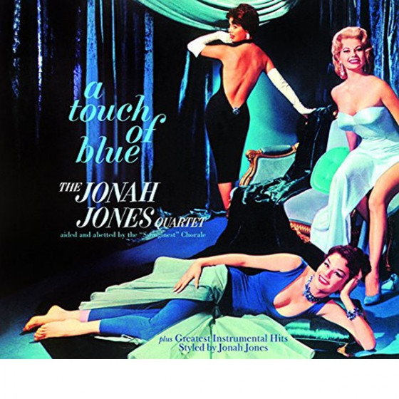 A Touch of Blue + Styled by Jonah Jones (2 LP on 1 CD) Digipack