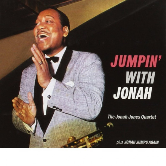 Jumpin' with Jonah + Jonah Jumps Again (2 LPs on 1 CD)
