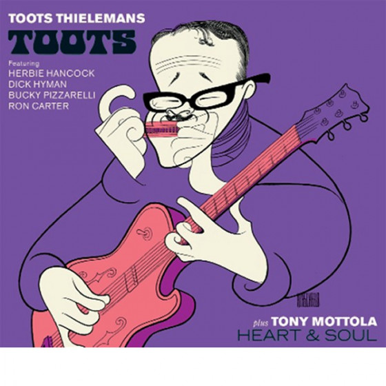 Toots + Heart & Soul (2 LP on 1 CD) Digipack