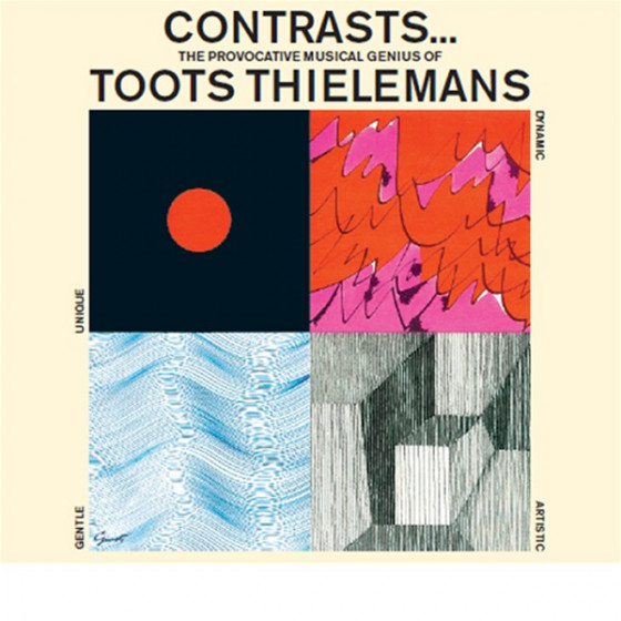 Contrasts + Guitar And Strings... And Things (2 LP on 1 CD) Digipack