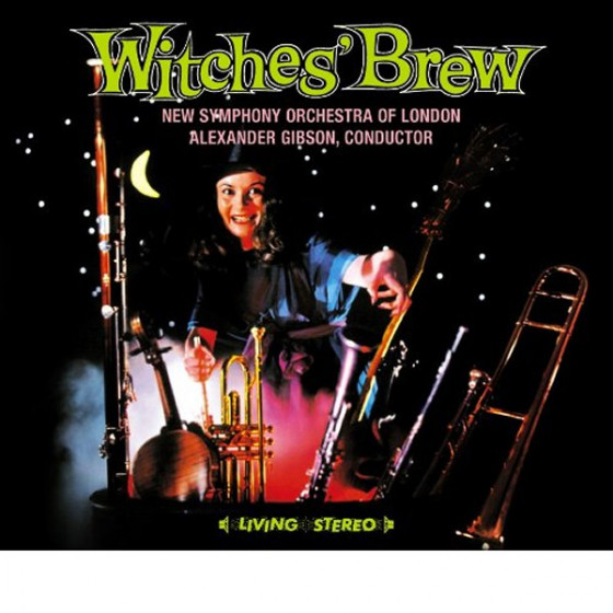 Witches' Brew + Faust: Ballet Music (Digipack)