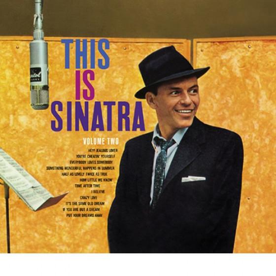 This is Sinatra, Volume Two + Bonus Tracks