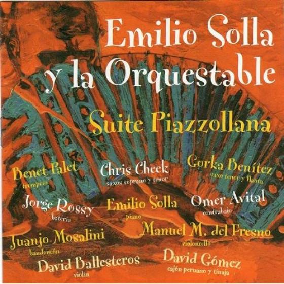 Suite Piazzollana