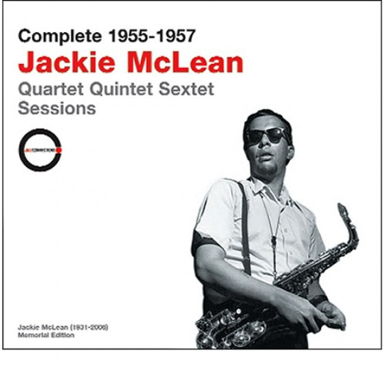 Complete 1955-1957 Quartet, Quintet & Sextet Sessions (6-CD Box Set)