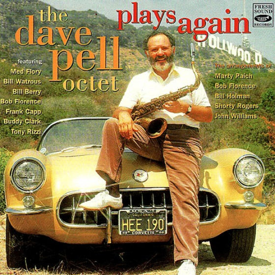 The Dave Pell Octet Plays Again