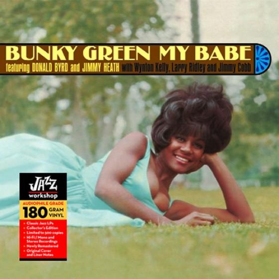 My Babe  (Audiophile 180gr. HQ Vinyl) Gatefold Cover