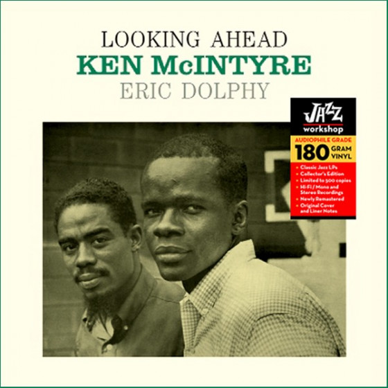 Looking Ahead (Audiophile 180gr. HQ Vinyl)