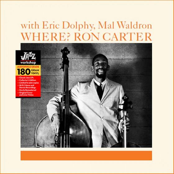 Where? (Audiophile 180gr. Hq Vinyl)