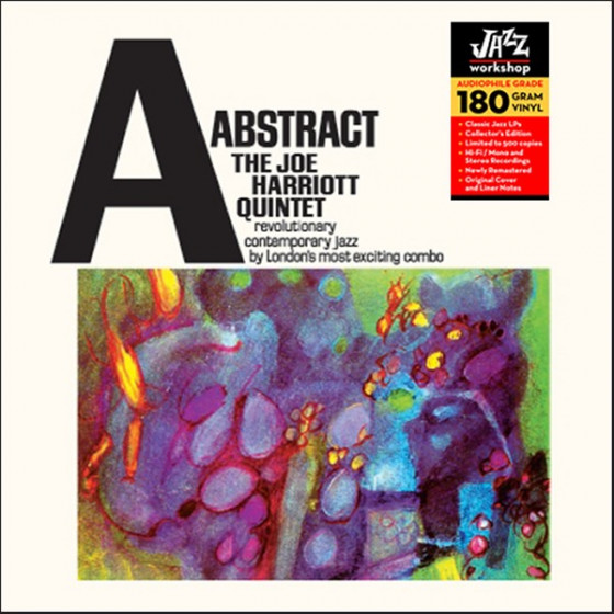 Abstract (audiophile 180gr. HQ Vinyl)