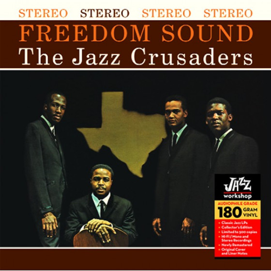 Freedom Sound (Audiophile 180gr. HQ Vinyl)