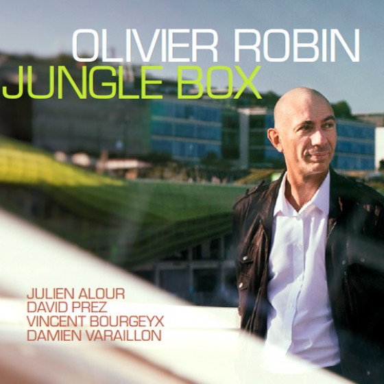 Jungle Box (Digipack)