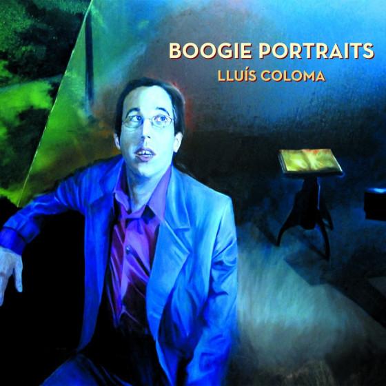 Boogie Portraits (Digipack)