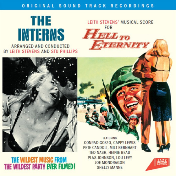 The Interns + Hell To Eternity (2 LPs on 1 CD)