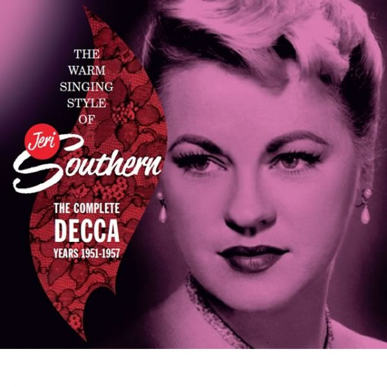 The Warm Singing Style of Jeri Southern: The Complete Decca Years 1951-1957 (5-CD Box Set) Digipack