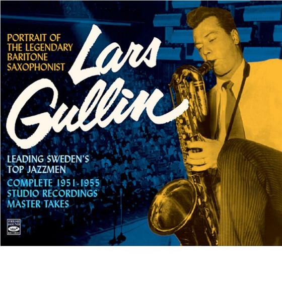 Portrait Of The Legendary Baritone Saxophonist - Complete 1951-1955 Studio Recordings (4-CD Box Set)