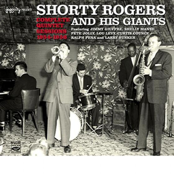 Complete Quintet Sessions 1954-1956 (3-CD Boxset)