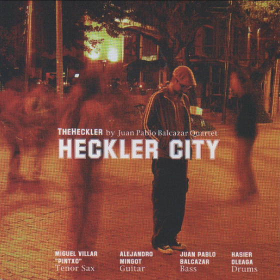 The Heckler - Heckler City
